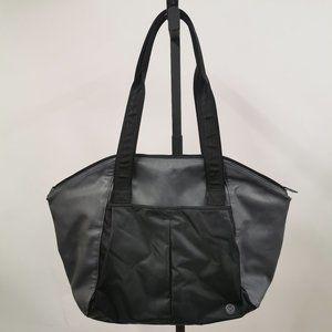 Lululemon Free To Be Bag Black / Dark Slate